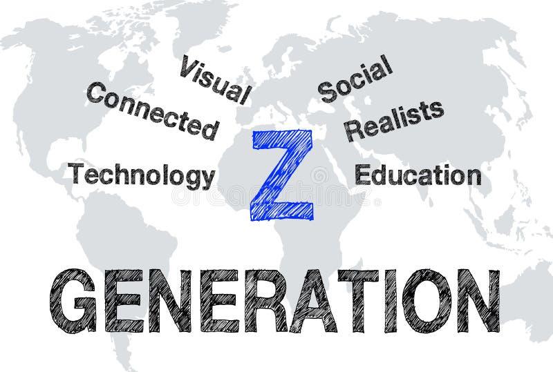 Download Generation Z stock photo. Image of target, global, world - 58289440