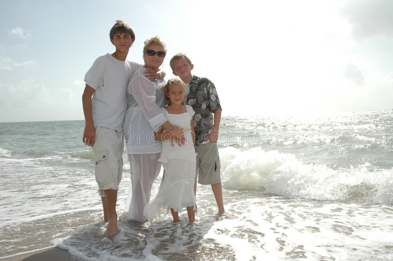 Generations stock photo