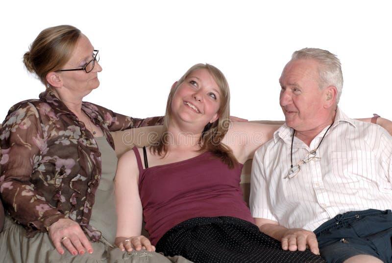 generations three στοκ εικόνες