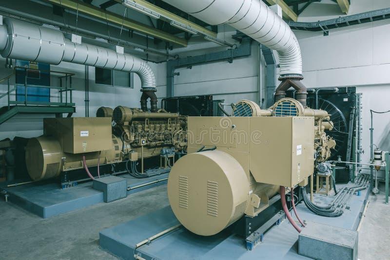 generator stockfoto