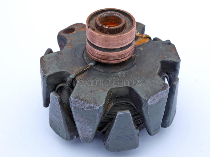 Download Generator anchor stock image. Image of iron, magnetic - 11927077