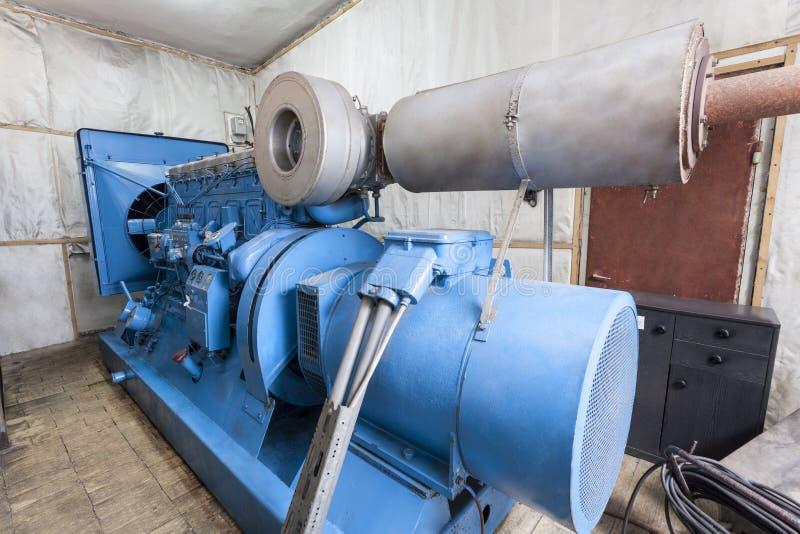 Download Generator stock image. Image of up, engineering, inside - 30813557
