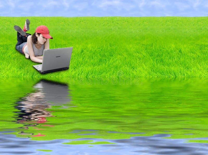 Generazione di Digitahi immagini stock libere da diritti
