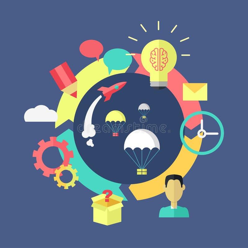 Generazione di progettazione dell 39 insegna di idee for Progettazione di idee di scantinato
