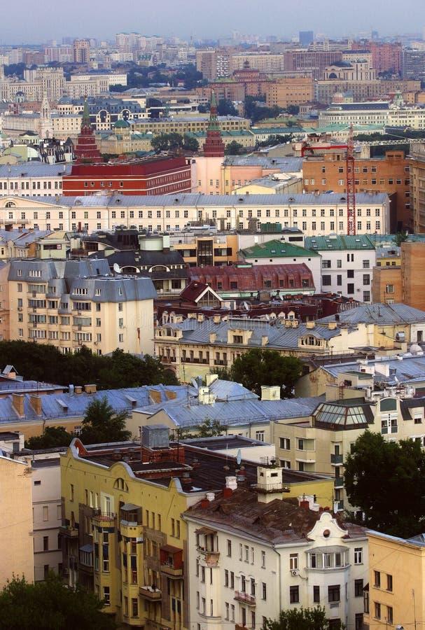 Genere a Mosca da sopra fotografie stock libere da diritti