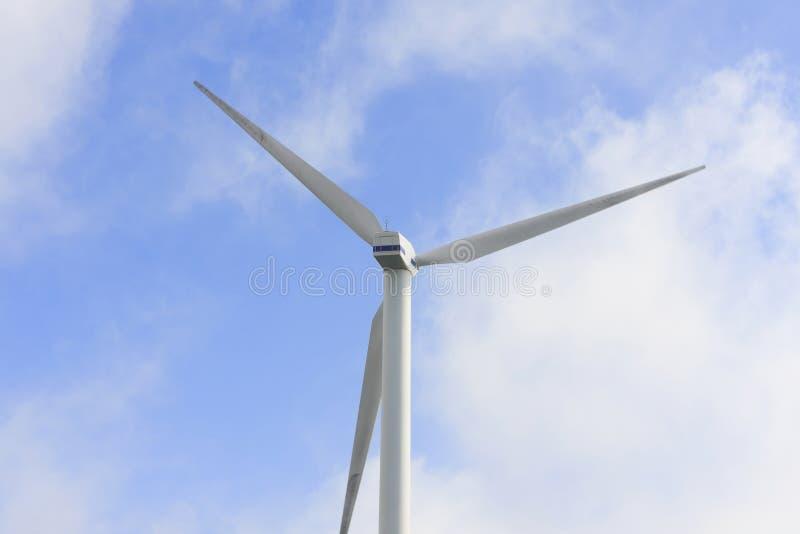 generetor wiatr obrazy stock