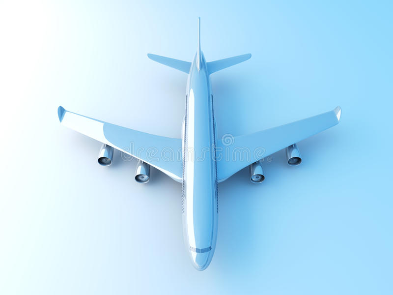 Download Generic Airplane stock illustration. Image of move, airplane - 16962374