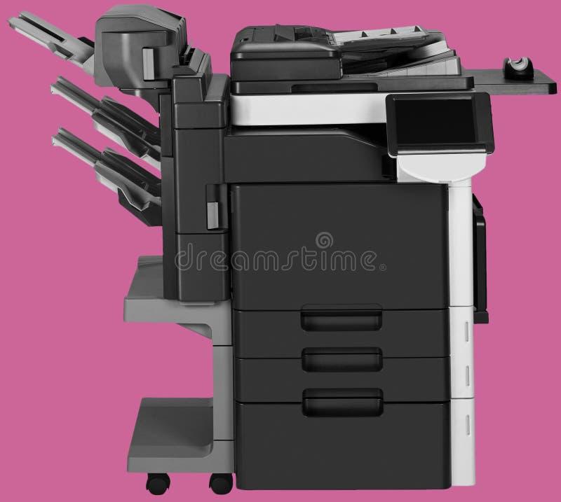 Generic digital printer vector illustration