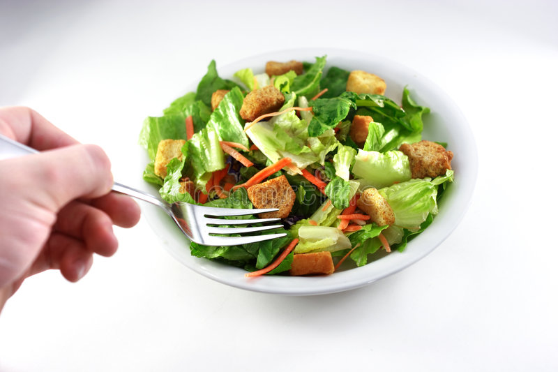 Download Generic Salad stock image. Image of close, meal, hungry - 3816269
