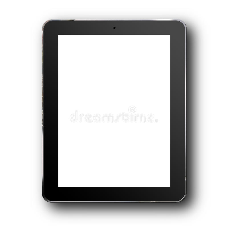 Generic Tablet vector illustration