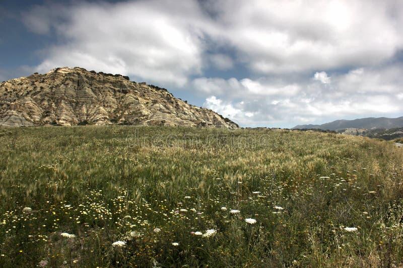 Generisch landschap royalty-vrije stock fotografie