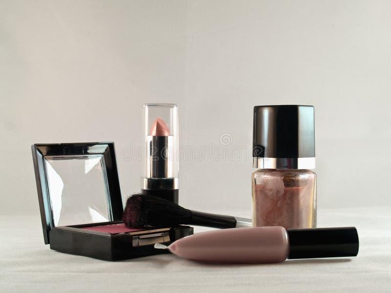 Generische make-up stock fotografie