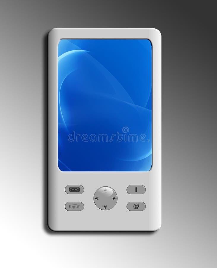 Generische PDA royalty-vrije stock foto