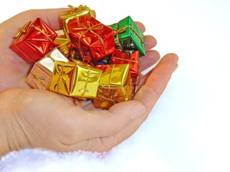 Generosity stock image