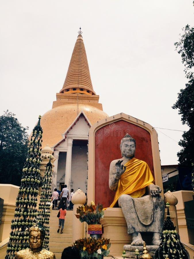 Genesis Pagoda royaltyfria bilder