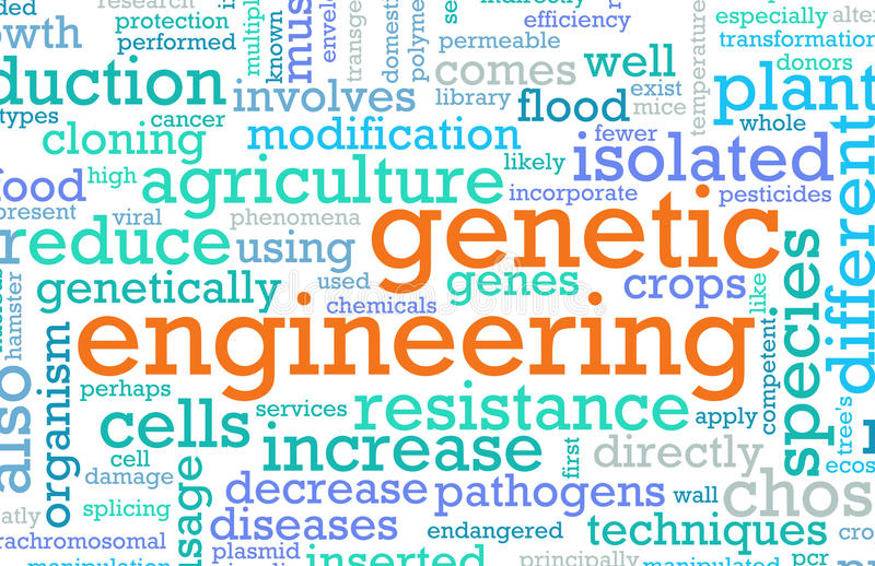 Download Genetic Engineering stock illustration. Image of experiment - 15159792
