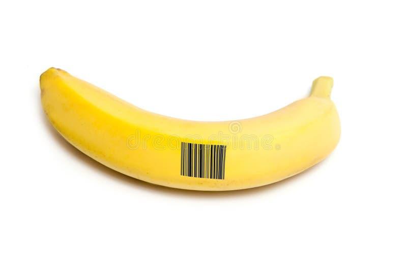 genetically доработанный банан стоковое изображение