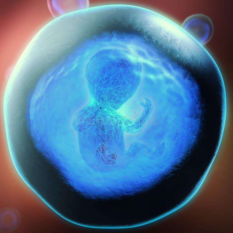 Genetically damaged sperm