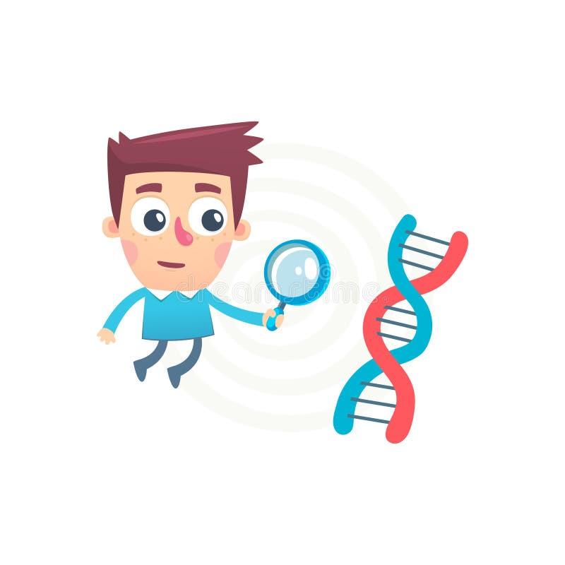 genetics illustration libre de droits