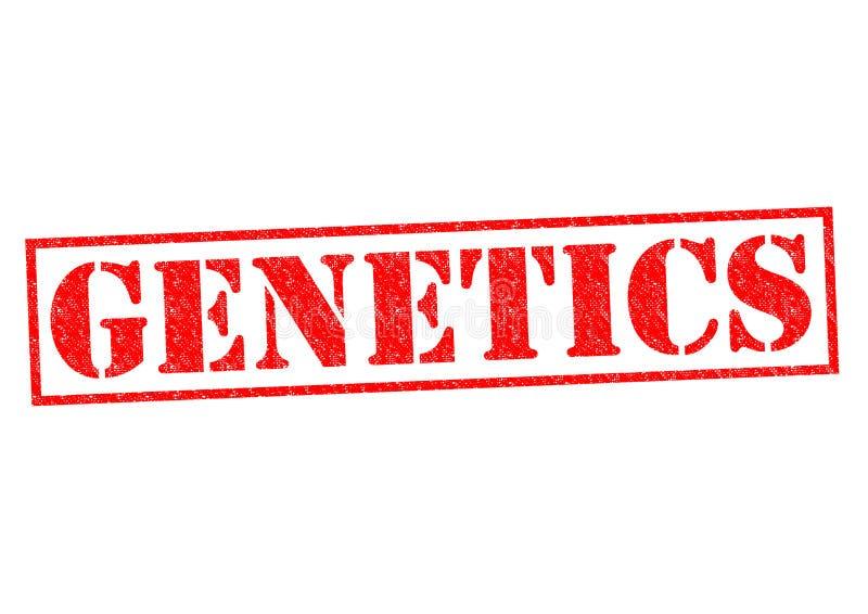 genetics ilustração royalty free