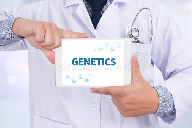 genetik royaltyfri foto