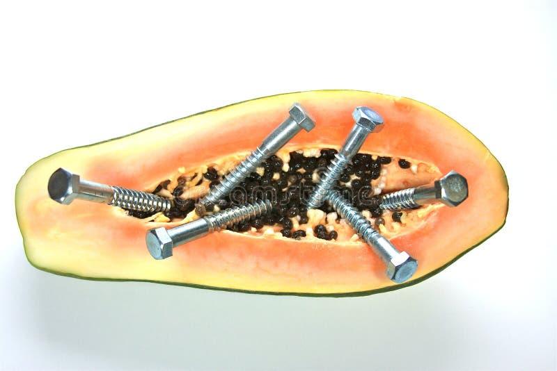 Genetisch geänderte Papaya