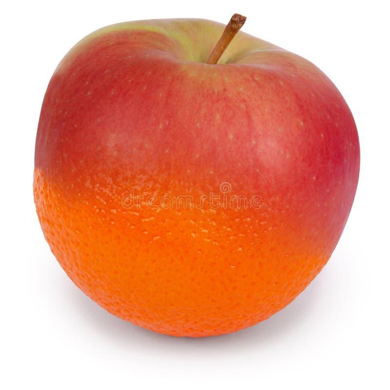 Genetisch gewijzigd voedsel stock foto