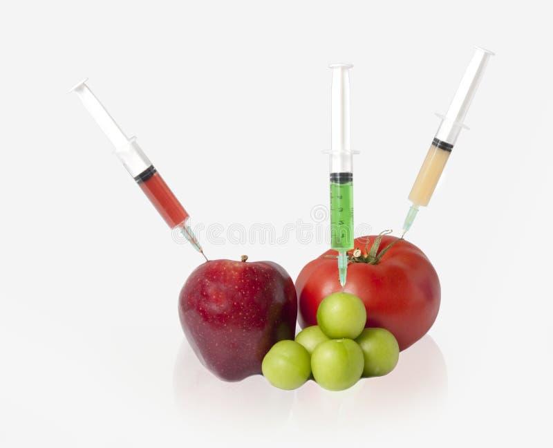 Genetische vegetatie stock foto