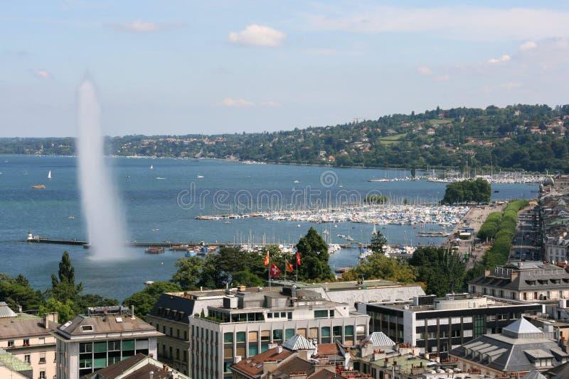 Geneva royalty free stock photography