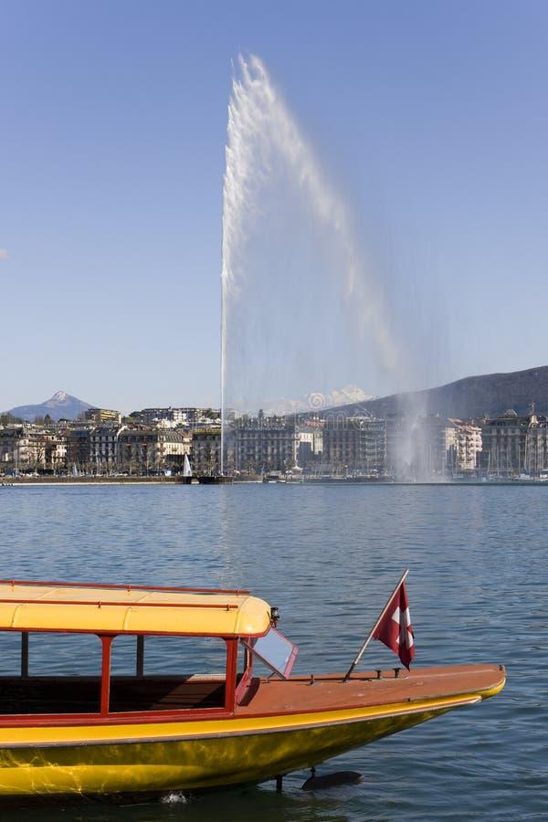 Download Geneva stock image. Image of landmark, sailboat, holiday - 19348559
