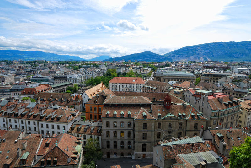 Download Geneva stock photo. Image of luxury, holiday, swiss, skyline - 20790548
