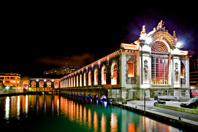 Download Geneva Cultural Centre stock photo. Image of historical - 22851290