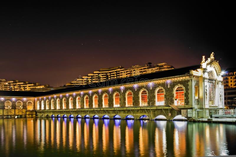 Download Geneva Cultural Centre stock photo. Image of cultural - 22851360