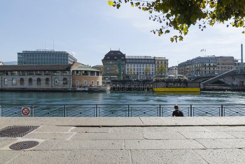 Geneva Cultural Centre stock image