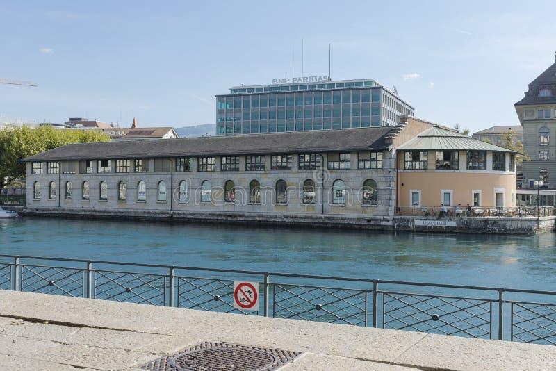 Geneva Cultural Centre stock photo