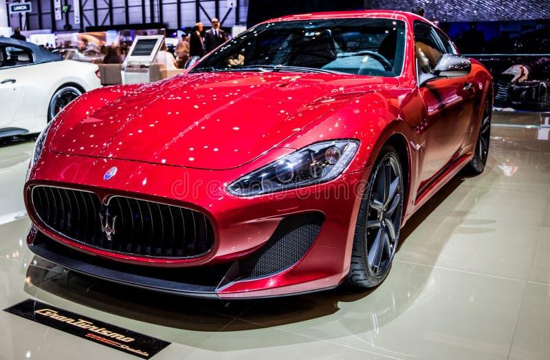 Download Geneva Motorshow 2012 - Maserati GranTurismo Editorial Image - Image: 23767770