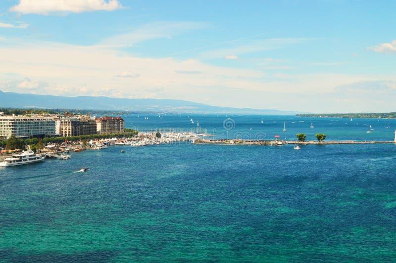 Geneva ,switzerland stock image