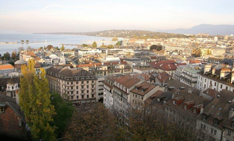 Genf 9 stockfotografie