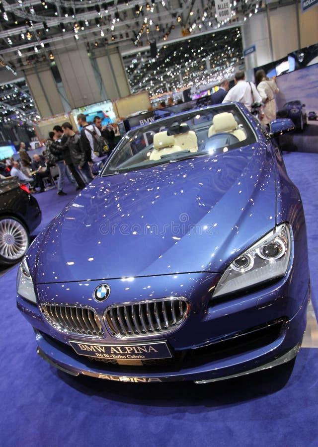 BMW Alpina B6 lizenzfreie stockfotos