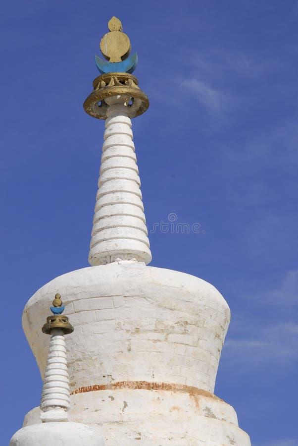 genghis khan kharakorin宫殿部s 库存照片