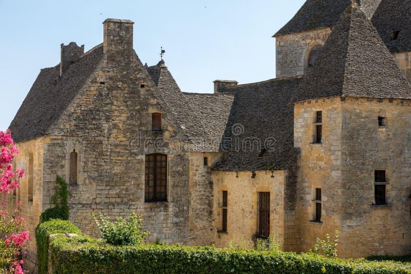 Άγιος Genies είναι ένας καλός  χωριό μεταξύ Montignac και Sarlat στοκ φωτογραφία