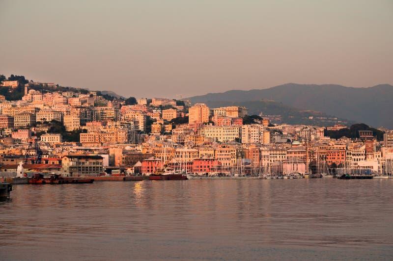 Genoa fotografia de stock royalty free