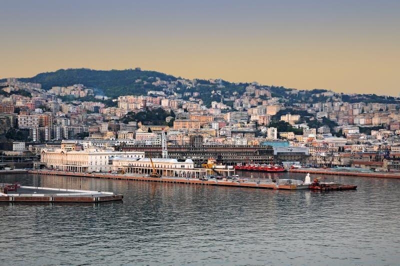 Genoa imagens de stock royalty free