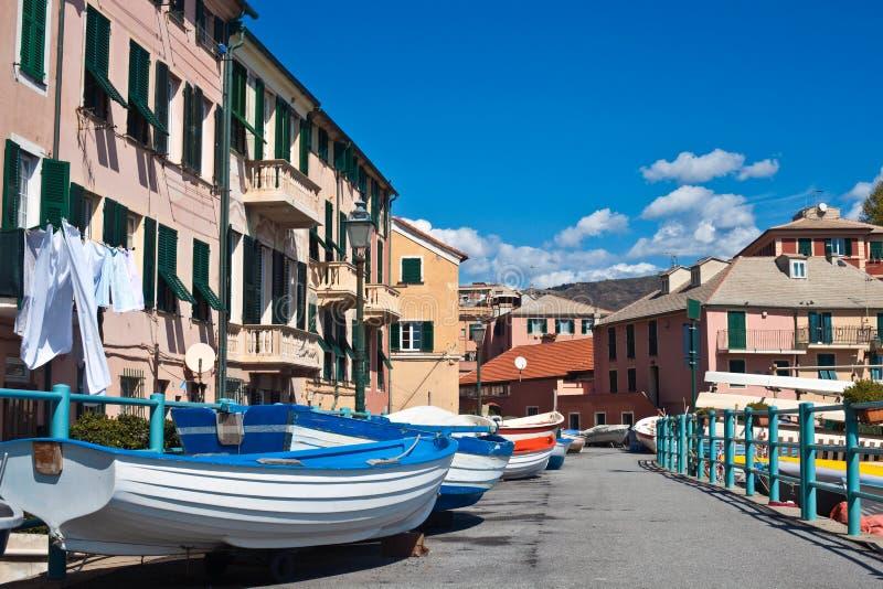 Genoa picturesque