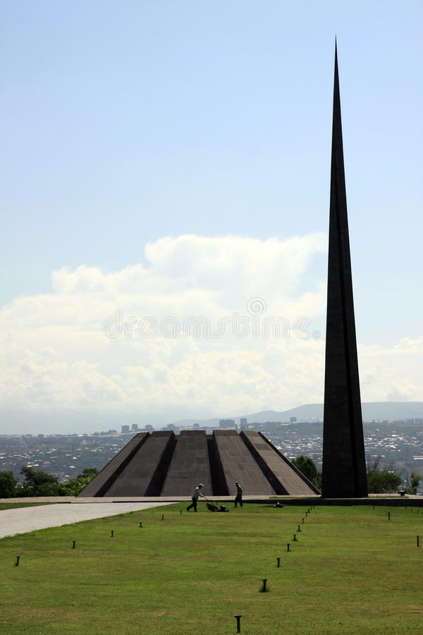 Free Genocide Memorial In Yerevan, Armenia Stock Images - 16109554