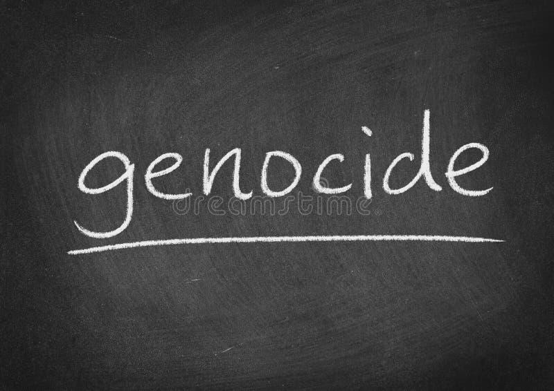 genocidio fotos de archivo