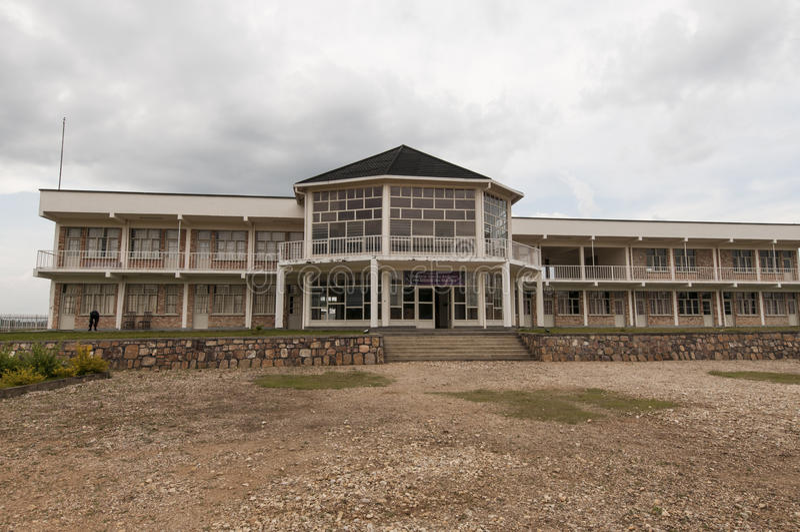 Genocidio a Butare Ruanda immagini stock