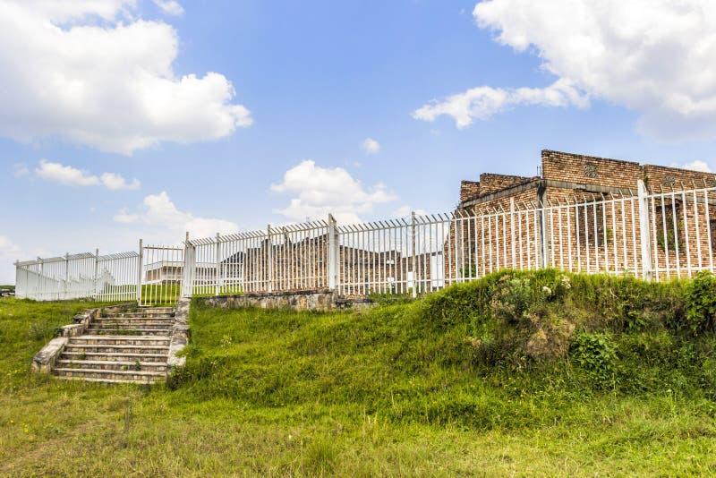 Genocidio a Butare, Tuanda immagini stock