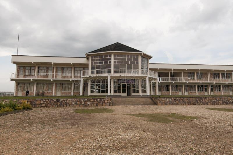 Genocidio en Butare Rwanda imagenes de archivo