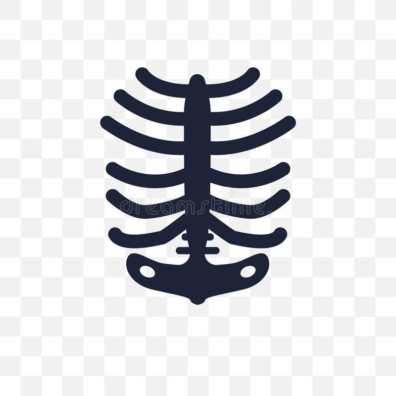 Genomskinlig symbol för mänskliga stöd Mänsklig stödsymboldesign från mänskligt vektor illustrationer